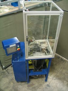 Gas Spring Assembly Inspection System
