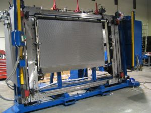 Large Format Core Stacker