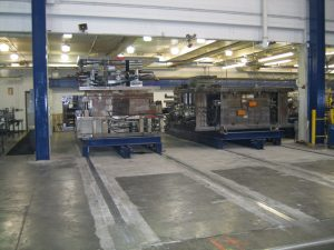 Large Press Die Carts