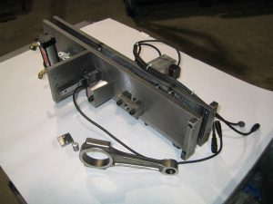 Piston Rod Capture for Inspection