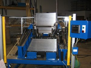 Semi Automatic Core Stacker
