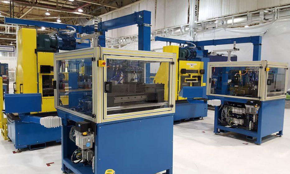 Fin Presses - Innovative Automation