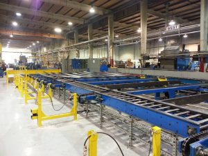 Steel Extrusion Transfer System 2